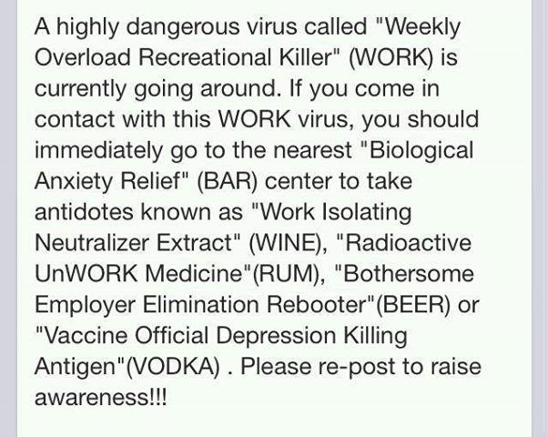 Work Virus
