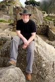 Roy at Machu Piccu