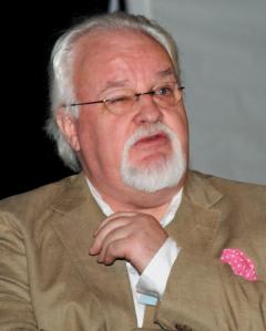 Ian Beck, author and illustrator, image David Bartlett/FCBG.