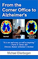 From the Corner Office to Alzheimers- Michael Ellenbogen- Final Ebook Cover 8-20-13