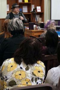 Wendy Van Camp Speaks