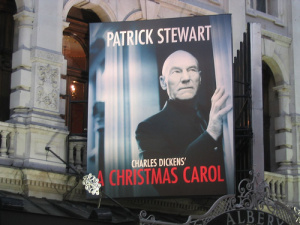 Patrick Stewart poster