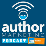 AuthorMarketingPodcast_Logo_DarkBlue