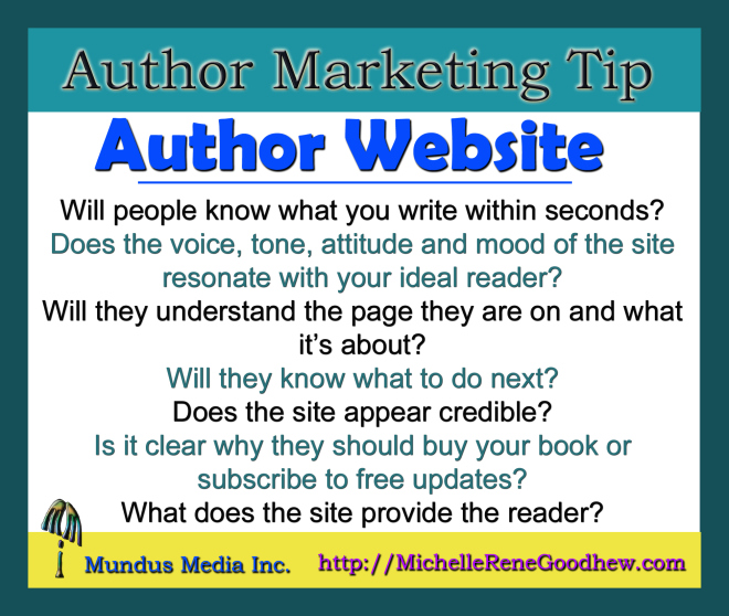 Marketing Tools For Authors - 003 copy