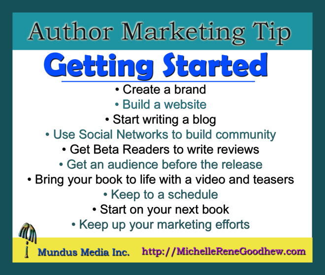 Marketing Tools For Authors - 004 copy