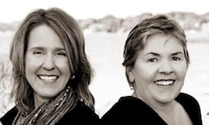 Corina Koch MacLeod and Carla Douglas