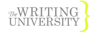 The Writing University Podcast Logo