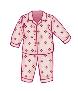 Pajamas picture