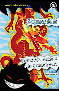 Skycastle Book 2 Cover