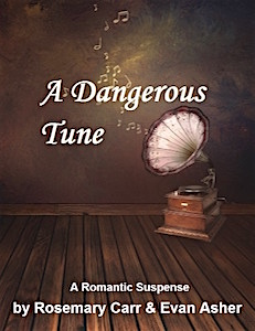 A Dangerous Tune cover for smashwords