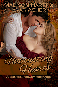 UntrustingHearts book cover