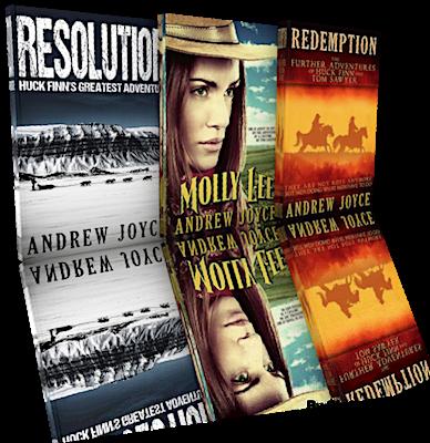Andrew Joyce Three 3D Books