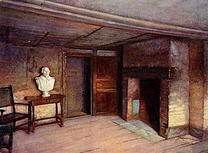 Shakespeare Presumed Birth Room