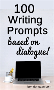 how to start a short story with dialogue