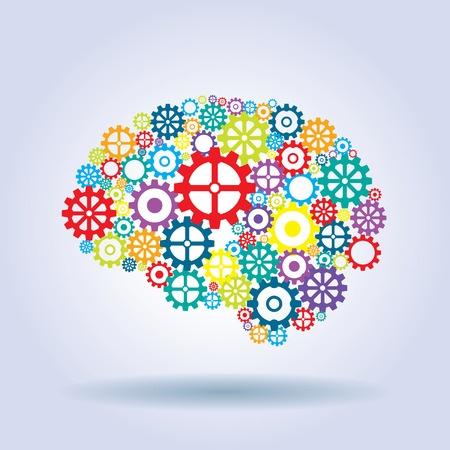 31295119 - human brain with strategic thinking and innovative ideas