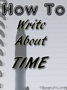 how-to-write-about-time