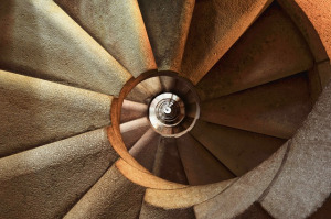 staircase spiral