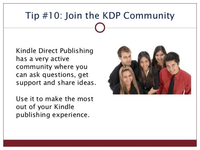 kindle tip 10