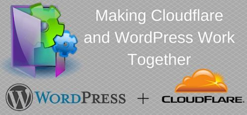 Self-Hosting Bloggers Please Note - Setup Cloudflare To Work With WordPress Admin Pages… - Chris ...