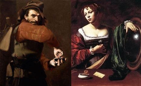 The locksmith and the harlot