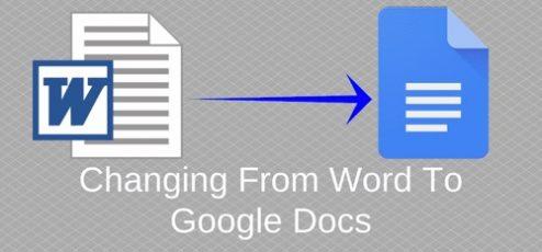 Using Google Docs Offline As A Microsoft Word Alternative – by Derek