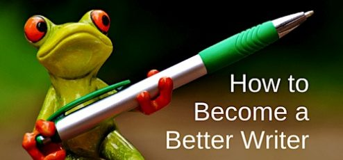 How To Become A Better Writer With Seven Easy Writing Skills – by Derek Haines…