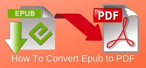 How You Can Easily Convert Epub To PDF For Ebooks – by Derek Haines…