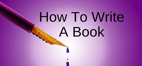 How To Write A Book And Enjoy Writing It – by Derek Haines… — Chris