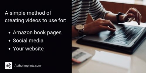 Fast and Easy Book Trailer Videos Using Canva: A Step-by-Step Guide – by Manon Wogahn…