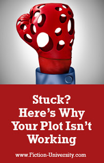 Why Your Plot Isn't Working – by Janice Hardy…
