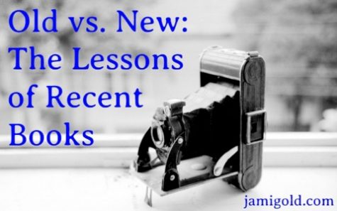 Do You Read Recently Published Books? – by Jami Gold…