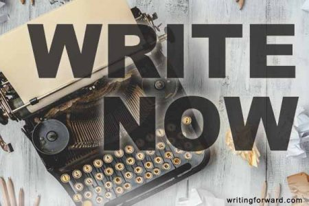 Writing Tips: Write Now! – by Melissa Donovan…