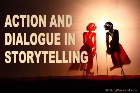 Action and Dialogue in Storytelling – by Melissa Donovan…