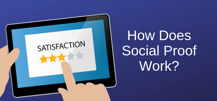 Social Proof: 10 Simple Examples You Can Start Using Today – by Derek Haines…