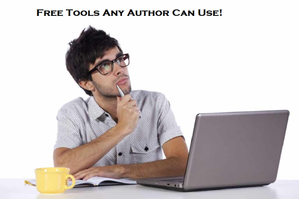 Free Tools Any Author Can Use