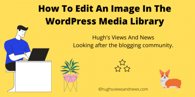How To Edit An Image In The WordPress Media Library