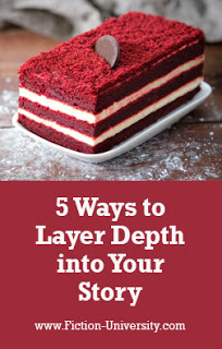 5 Ways to Layer Depth into Your Story – by Jodi Turchin…