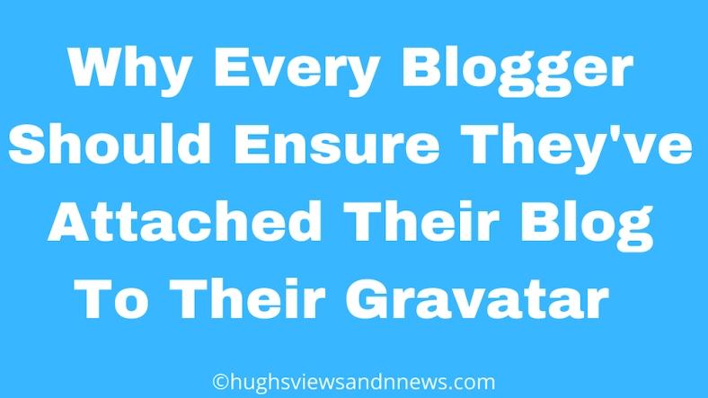 #blogging #bloggingtips #Gravatar #WordPress