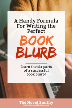 A Handy Formula for Writing the Perfect Book Blurb – by Lewis Jorstad…